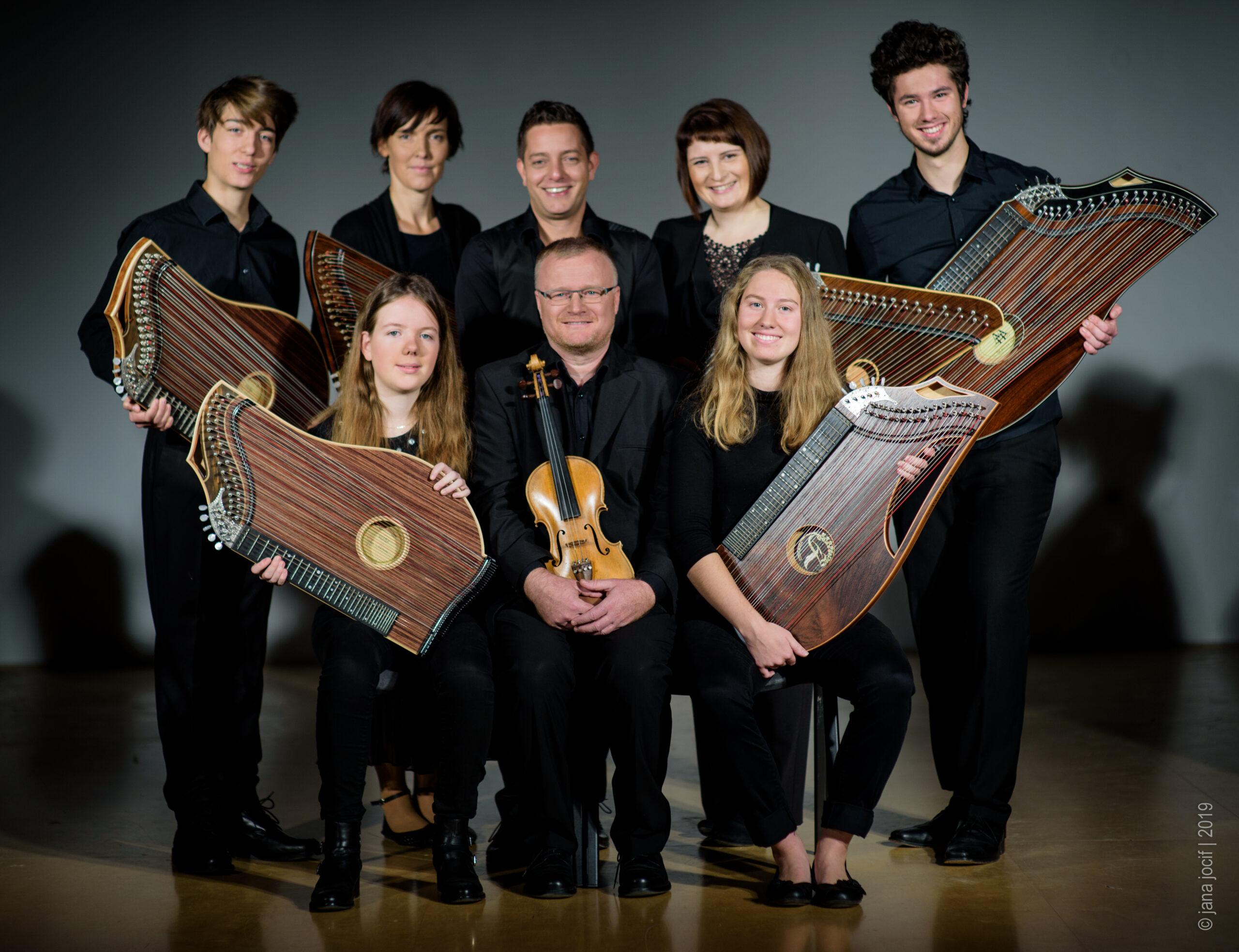 Audio posnetki Banda citrarska in Klemen Torkar